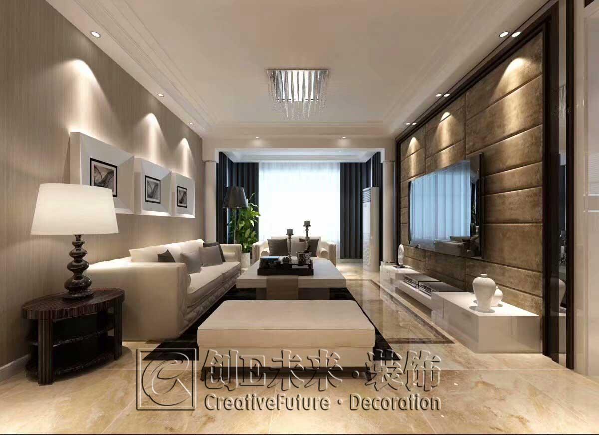 美的城室內設計方案