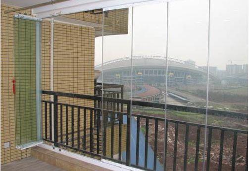 在盘锦这样封阳台,美观又漂亮