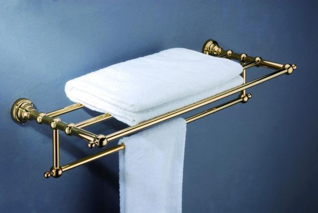 装修卫生间浴巾架都应该如何安装