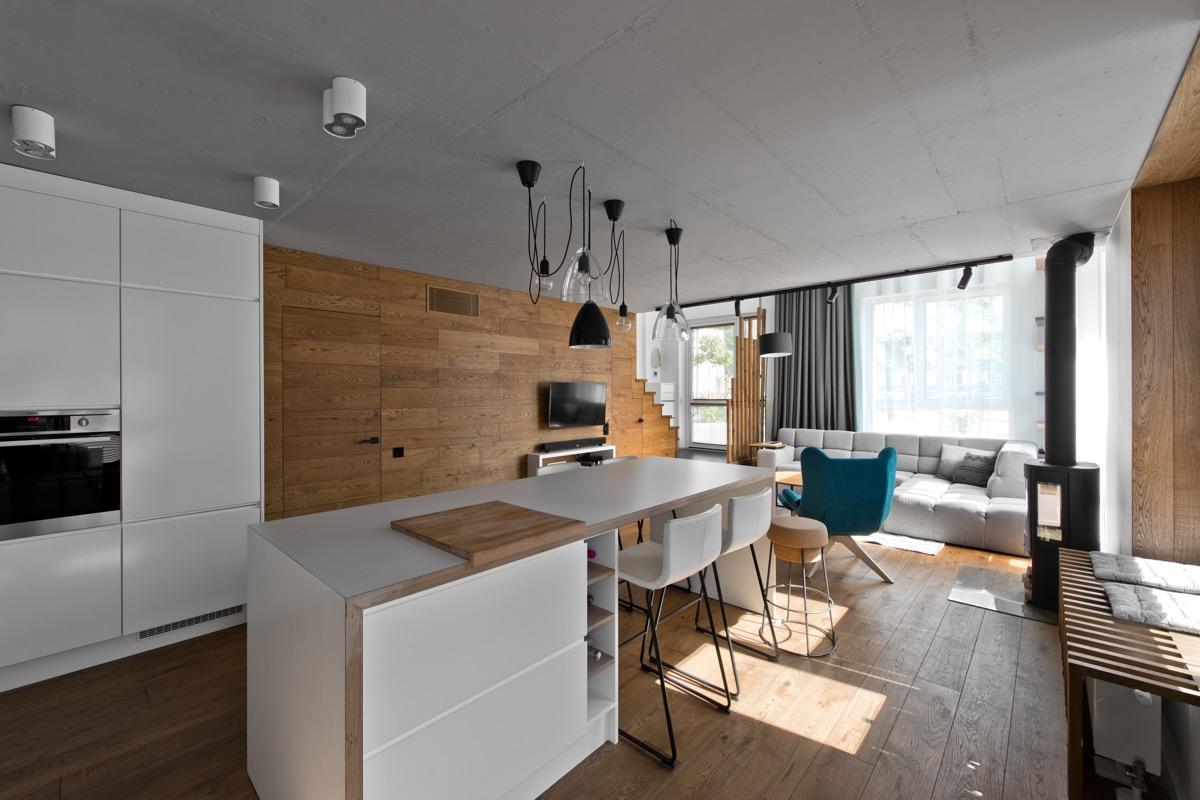 250平米复式房怎么装修