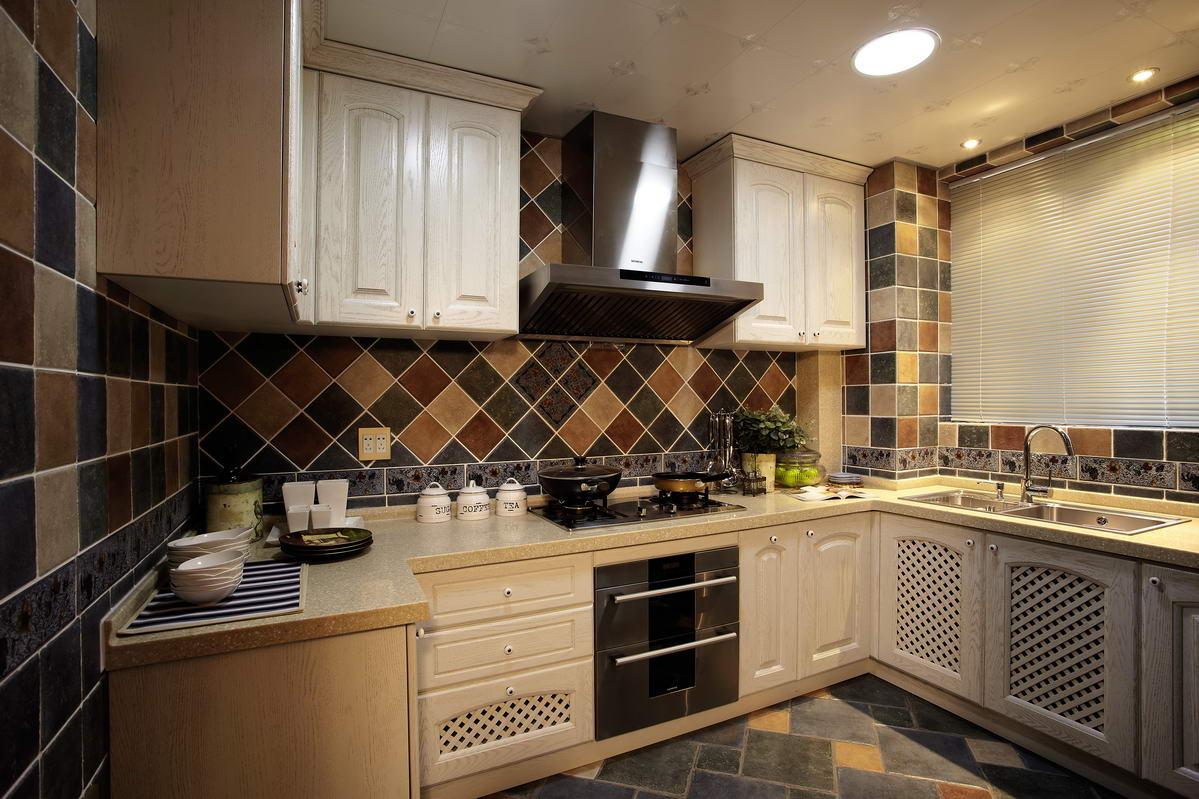 欧式厨房如何设计