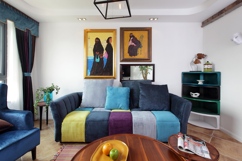 如何搭配客厅欧式沙发