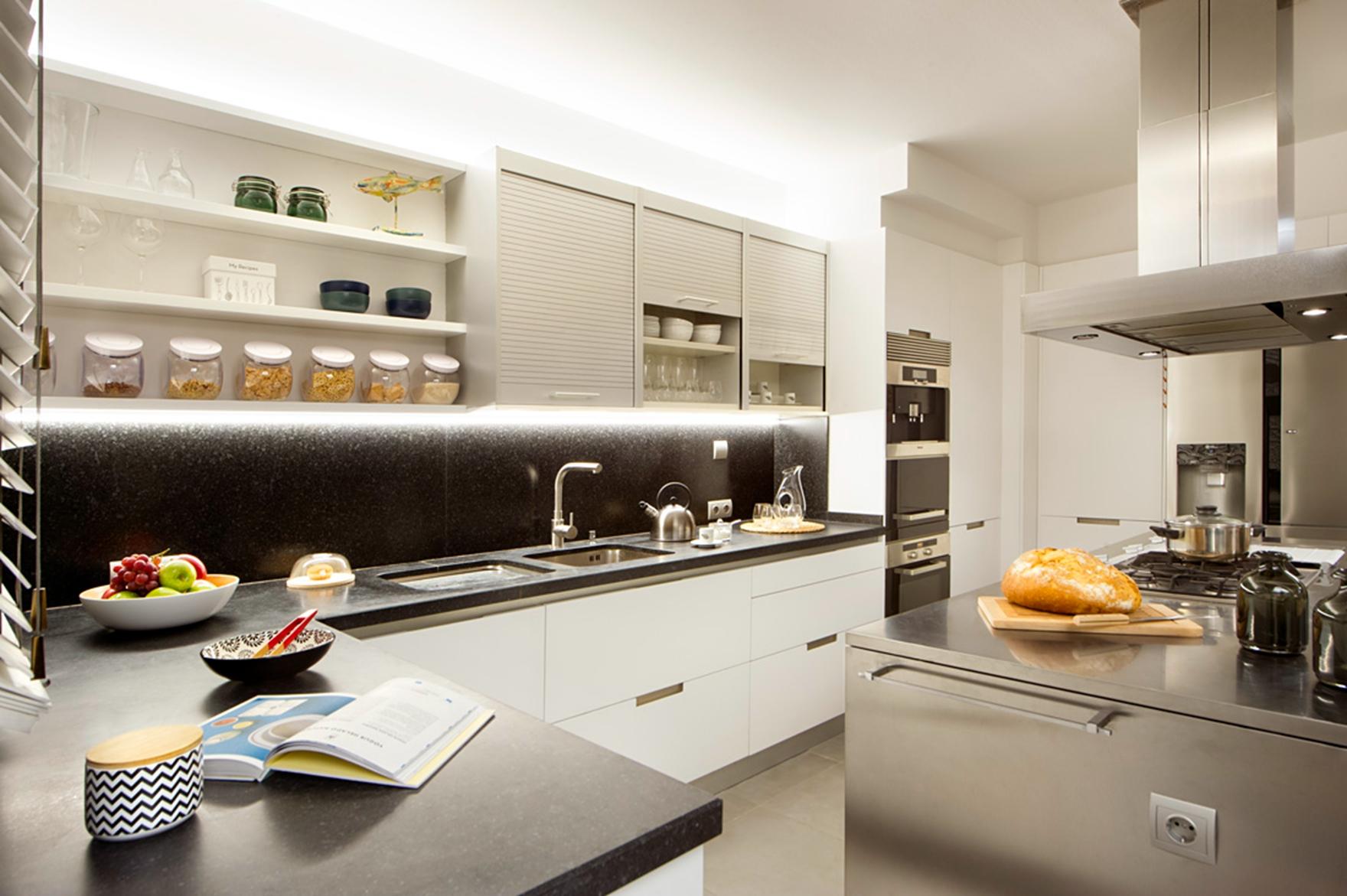 二手房厨房卫生间样板间